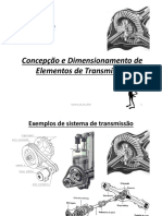 Concepção+e+dimensionamento+de+elementos+de+transmissão_20_02_2018