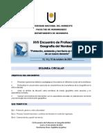 2 circular XVII Encuentro de Profesores en Geografía del NEA.docx