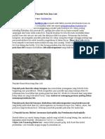 Mengenal Dan Mengatasi Penyakit Pada Ikan Lele