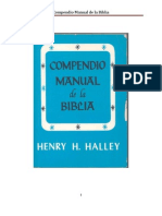Compendio Manual de La Biblia At