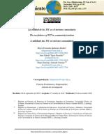 Dialnet-LaUtilidadDeLasTICEnElTurismoComunitario-7164382