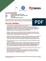 Public Opinion Strategies - Fairfax and Loudoun Counties Poll