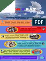 Actividad Evaluativa III El Amor y Paz Oscar Gonzalez 5to b
