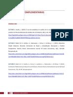 Lectura Complementaria - Referencias - S1