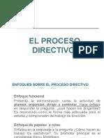 El_proceso de Administracion