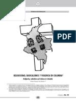 ReligiosidadRadicalismosYViolenciaEnColombia