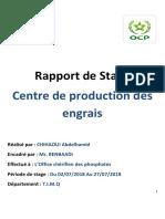 Rapport de Stage de CHIHAOUI Abdelhamid