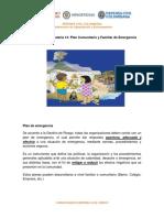 M14 Plan Comunitario y Familiar de Emergencia