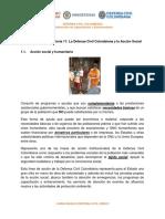 M11La Defensa Civil Colombiana y la Acción Social