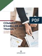 Guide Du Bureau Lepantalon