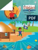 Wasani  Misionerio Ilustrado Cuna 2T 2021  Ideando en casa