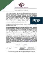 Procuraçao Ltec - Crea