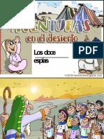 los-doce-espc3adas-pdf