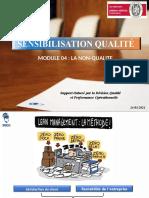 Sensibilisation Qualité 2021 Module 04 Coûts de Non Qualité Vi-converti