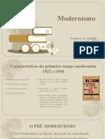 Pré-Modernismo.31.05