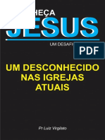 Jesus Este Desconhecido