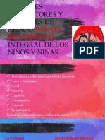 PRESENTACION FACTORES PROTECTORES Y DE RIESGO PARA EL DESARROLLO