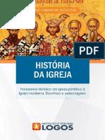 História da Igreja | Curso de Teologia 100% Online | Instituto de Teologia Logos