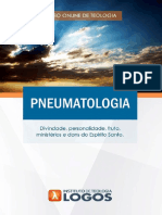 Pneumatologia   Curso de Teologia 100% Online   Instituto de Teologia Logos