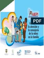 Guía para la atención de la niñez en la familia -AIEPI-