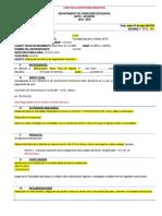 Formato Informe Dece Seguimiento de Caso