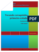 Fi do Cavaco (apostila)