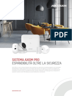 Brochure Axiom PRO 2021