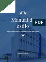 _Manual-de-estilo ISTTE