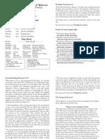 Pew Sheet 20 Mar 2011
