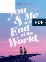 You & Me at the End of the World Excerpt