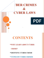 cyber crime ppt cybercrime online safety privacy 08 cyber crime cyber laws final ppt