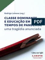 Classe Dominante e Educacao Em Tempos de Pandemia Uma Tragedia Anunciada4