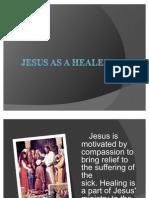 Jesus as a Healer