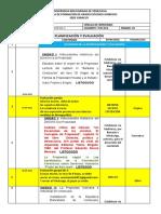 Propiedad y Derecho  2021-1 DECIMO Planificacion