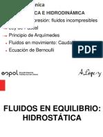 FLUIDOS1-Hidrostática