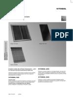 Proiectare instalatii solare Vitosol