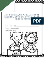 INSTRUMENTO DE EVALUACION TERCER MOMENTO 3B severiano talamante
