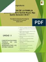 CLASE  PS DE LA FAMILIA