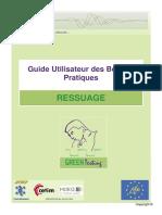 Guide Utilisateur des Bonnes Pratiques RESSUAGE