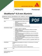 Co-ht Sikamanto4.0Aluminio 0641990600