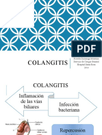 colangitis - HSR