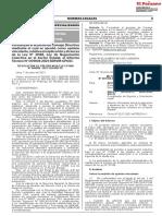 Informe vinculante Ley 31188