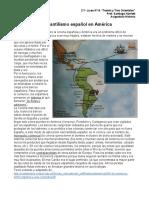 Mercantilismo Español en América