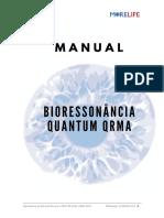MANUAL BIORESSONÂNCIA QRMA