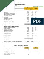 Ejemplo Estado de Flujo de Fondos y Efectivo