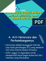 HETEROSIS