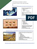 Lista de Selos e Material Filatélico