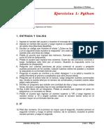 Ejercicios-Python-1 - DataWareHouse
