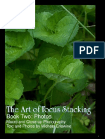 The Art of Focus Stacking Workbook