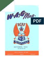 RCAF Winnipeg Base - Oct 1943